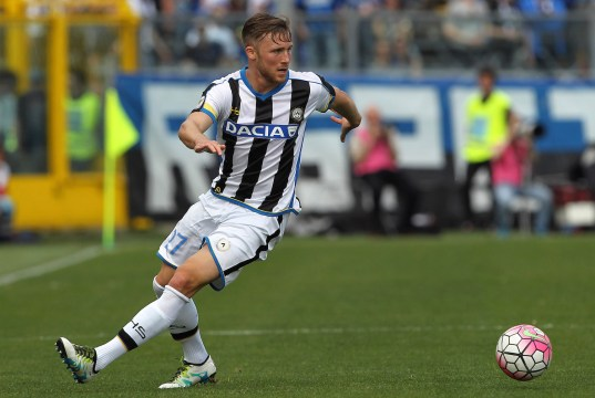 Silvan Widmer linked with San Siro move | Getty Images