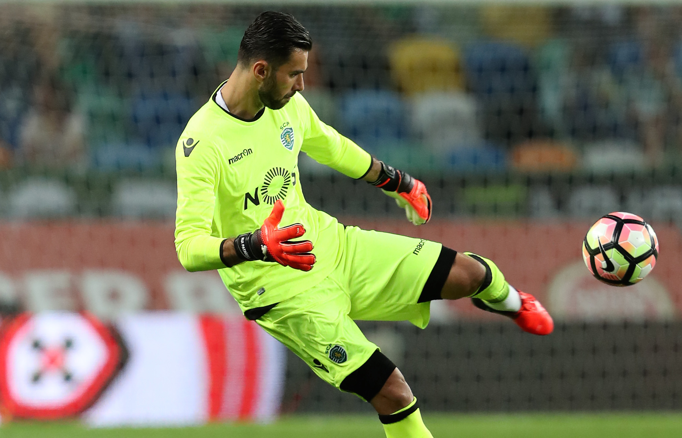 MN Milan turn attentions to Sporting keeper Rui Patricio