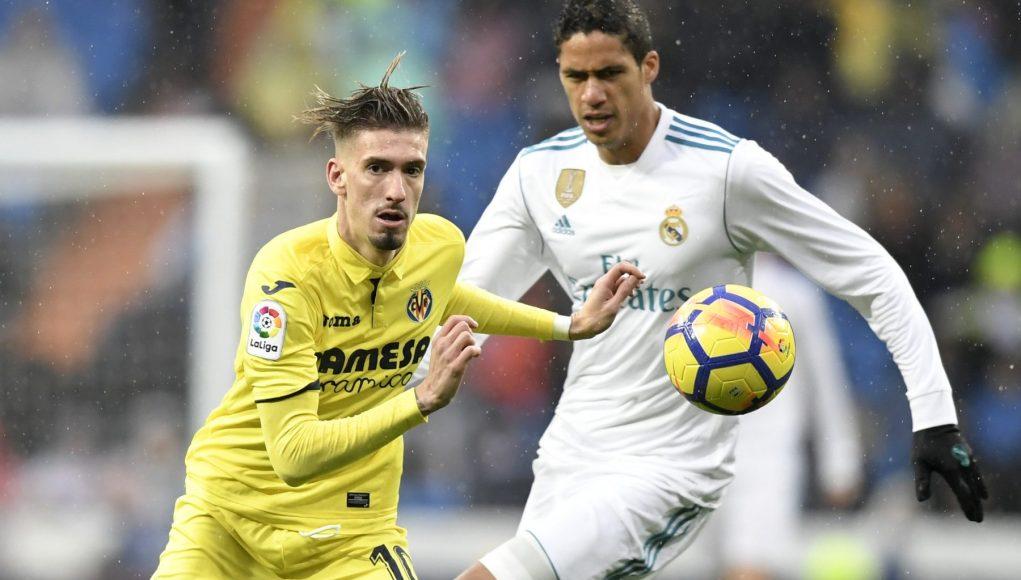 Castillejo AC Milan Villarreal