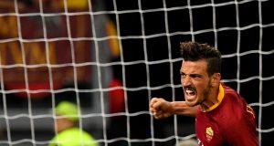 Florenzi AS Roma Milan