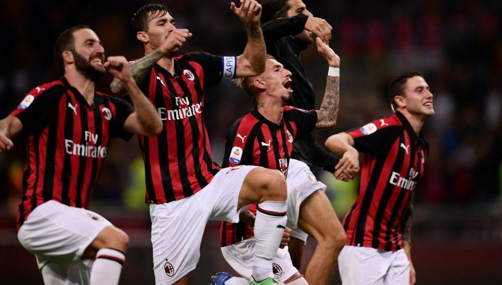 AC Milan Roma Players