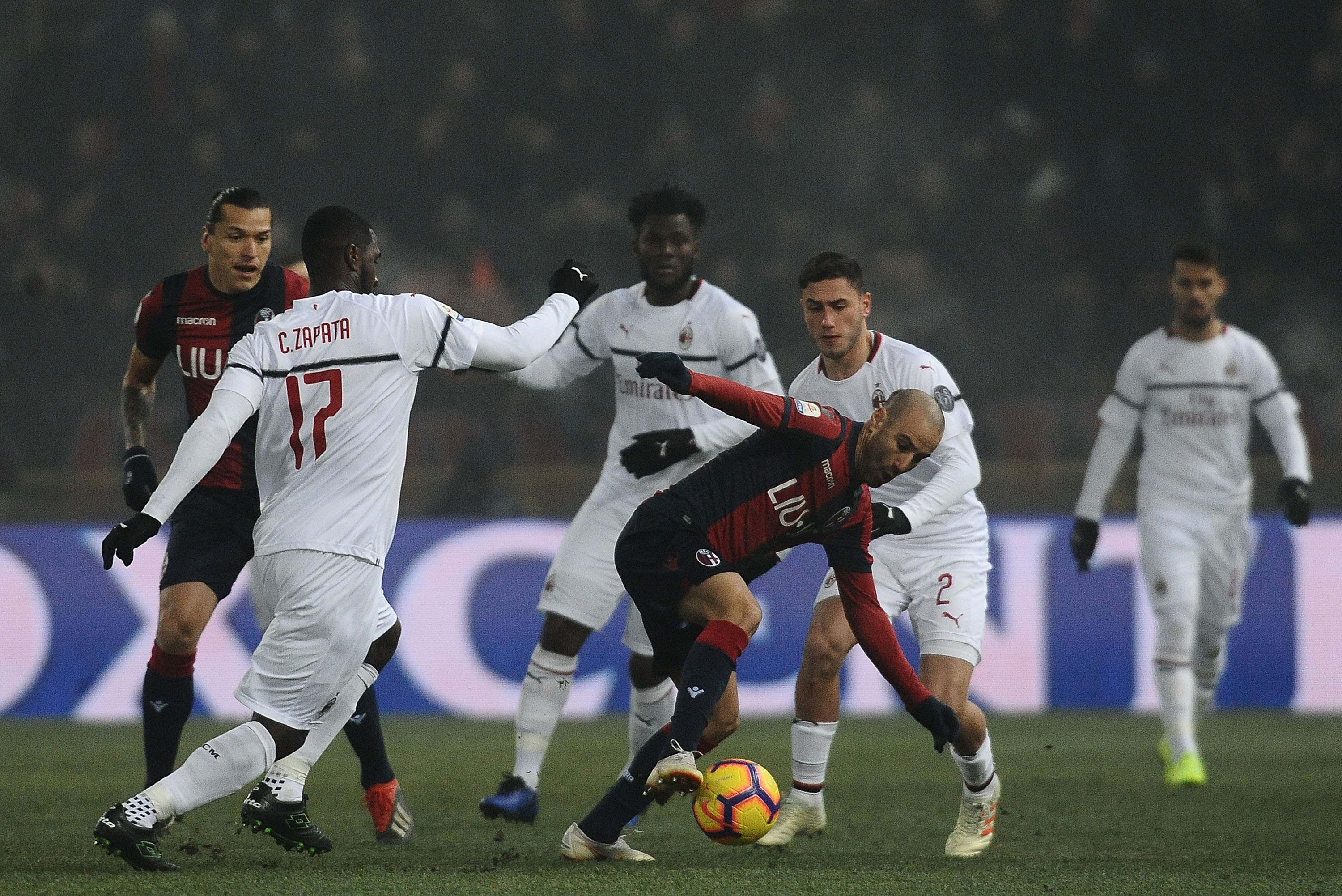 AC Milan midfielder Paqueta banned for slapping referee