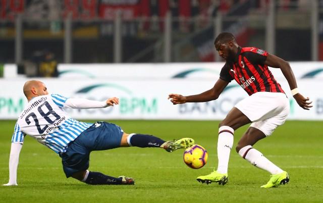 Bakayoko AC Milan