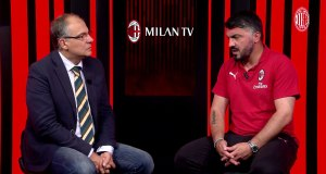Gattuso Milan TV