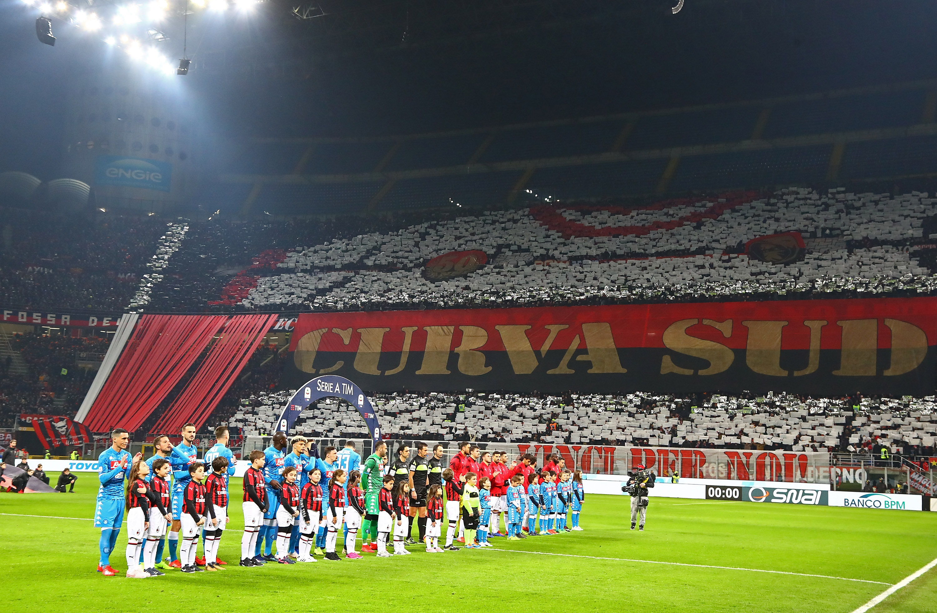 AC Milan vs. Napoli - Football Match Report