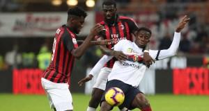 Bakayoko Kessie AC Milan
