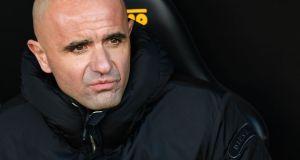 AC Milan's Italian assistant coach, Luigi Riccio