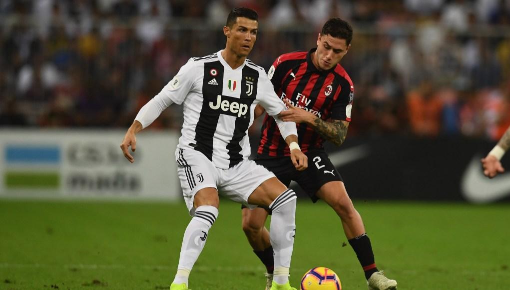 Davide Calabria AC Milan