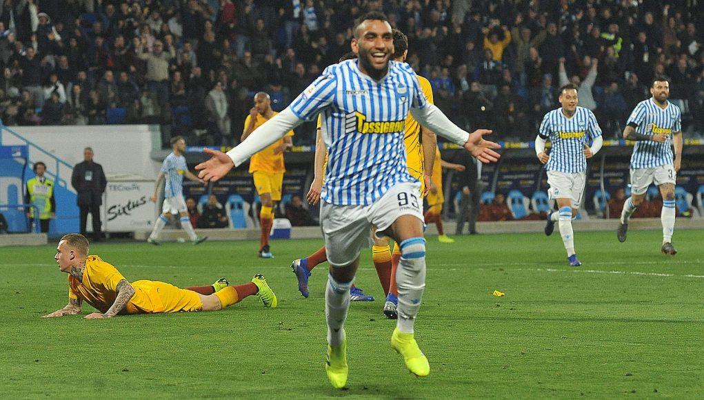 Mohamed Fares of SPAL