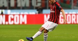 Ignazio Abate of AC Milan