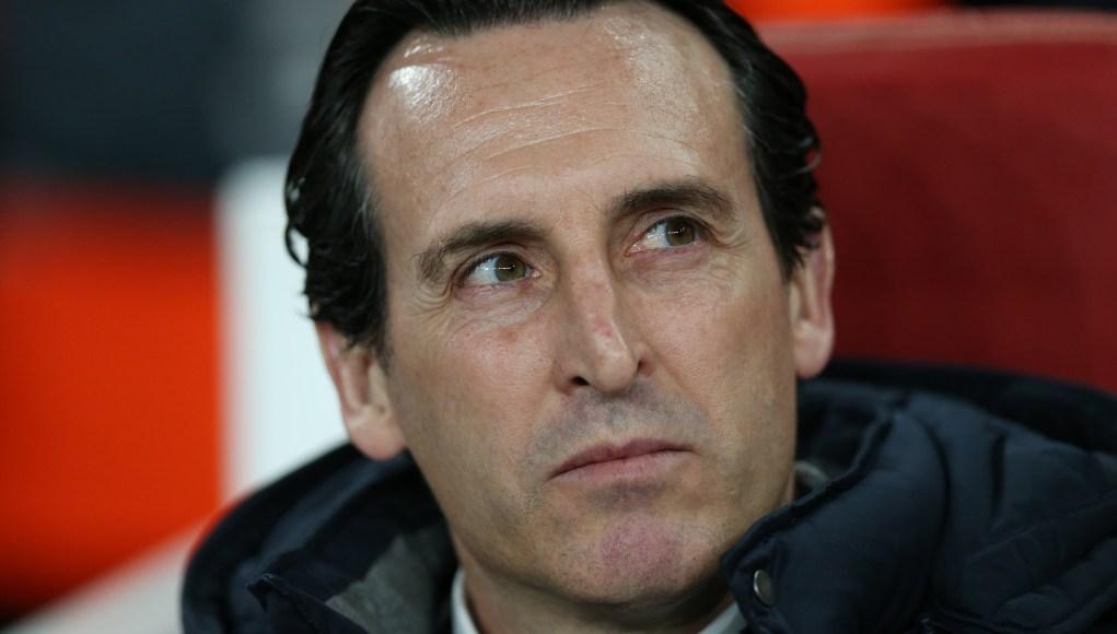 Unai Emery, Manager of Arsenal