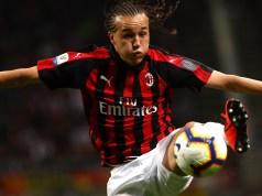 Diego Laxalt AC Milan