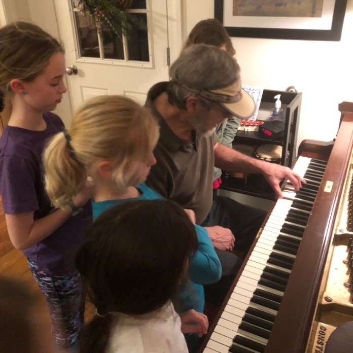 Special group lesson guest speaker: Don Bunch, piano technician