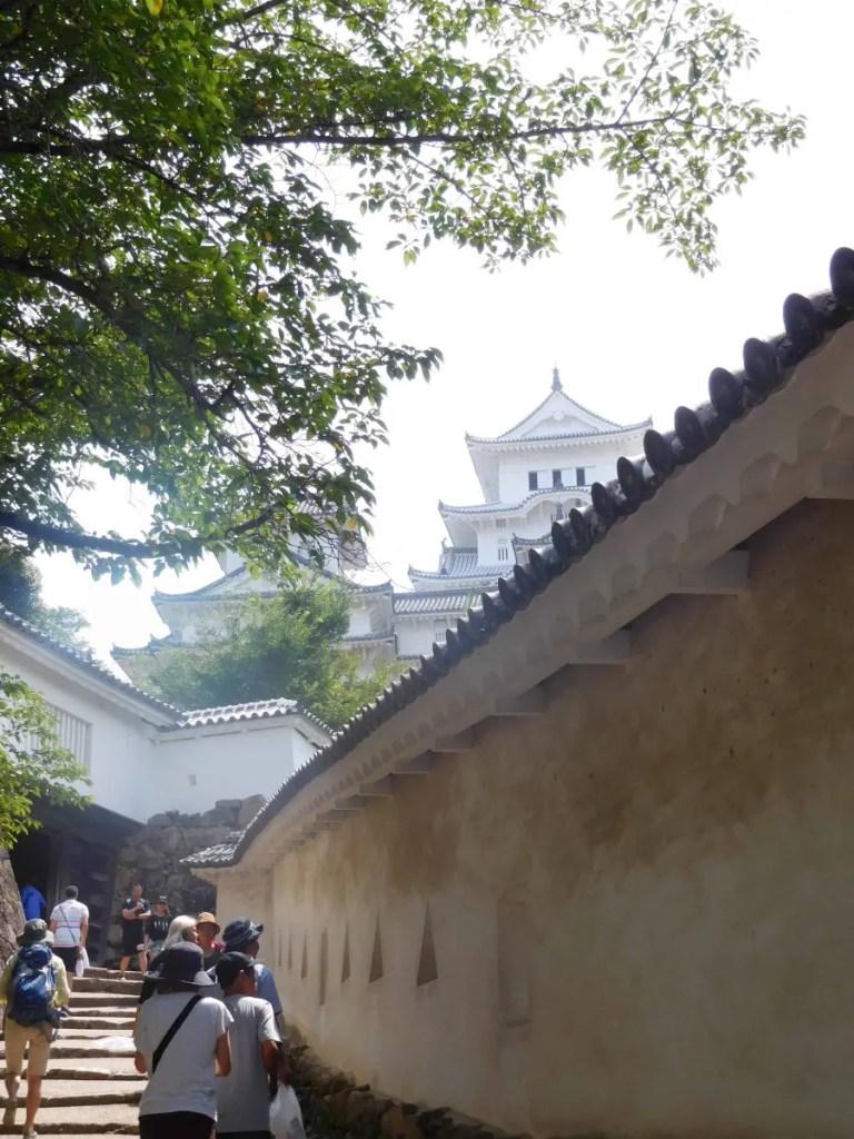 Castello di Himeji o Airone bianco