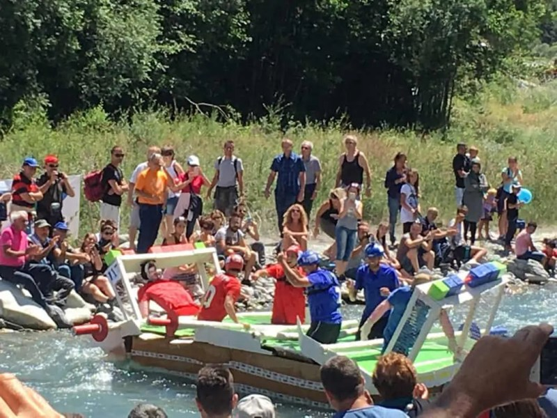 Carton rapid race gare pazze