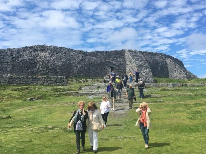 Dun Aengus il sito archeologico delle Isole di Aran
