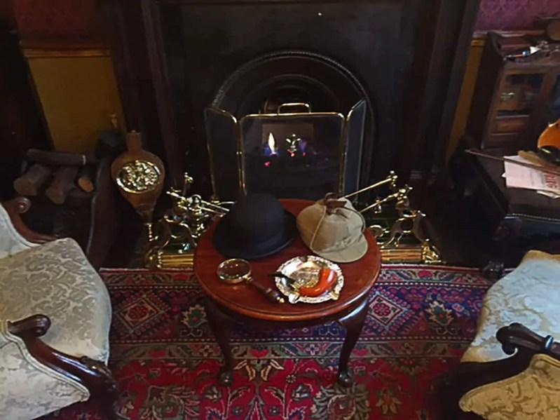 Casa museo di Sherlock Holmes