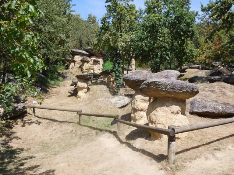 Riserva naturale dei ciciu a Villar San Costanzo