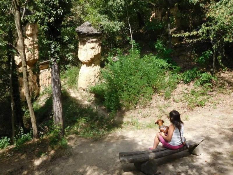 Riserva naturale di dolmen naturali