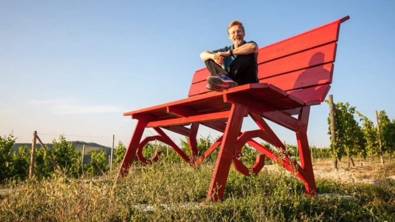 Chris Bangle l'ideatore delle Big Bench