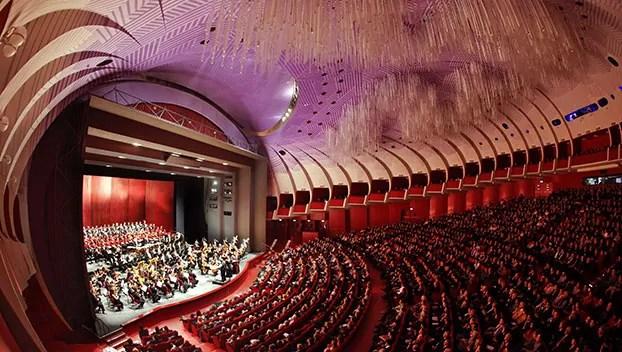Teatro Regio Torino palco e platea
