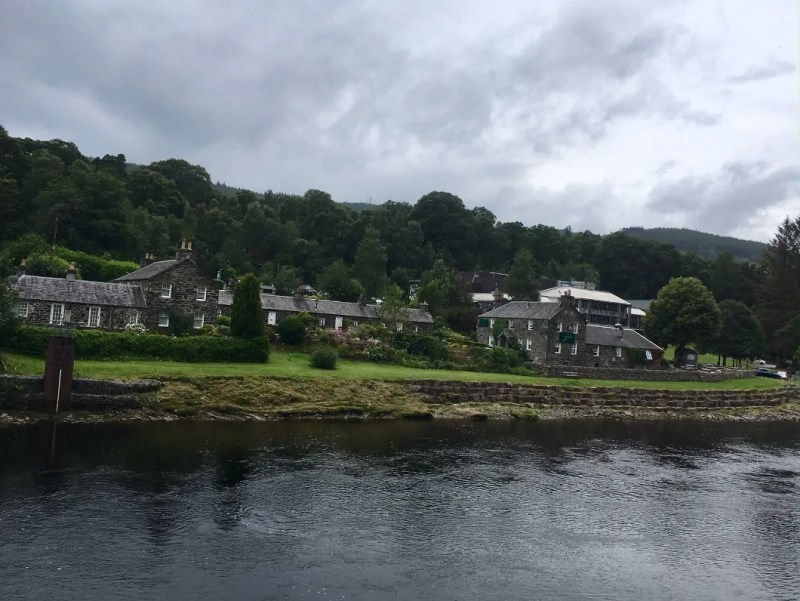Pitlochry e il suo lungo fiume