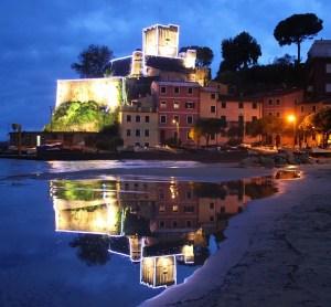 Il Castello di San Terenzo a Lerici