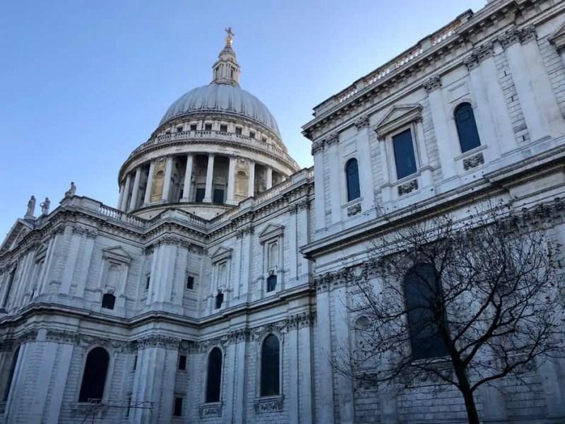 Saint Paul la Cattedrale di Londra