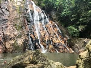 La Cascata di Na Muang a Koh Samui