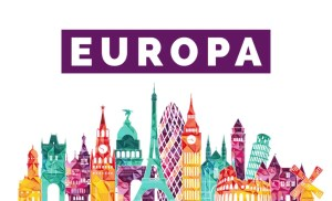 Europa skyline