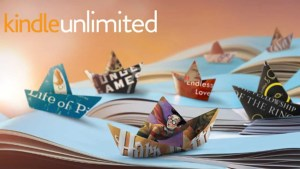Kindle Unlimited servizio di Amazon