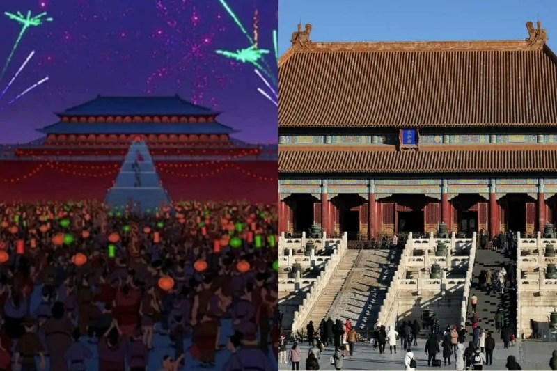 La Location Disney Mulan