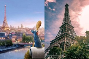 Location Disney Ratatouille