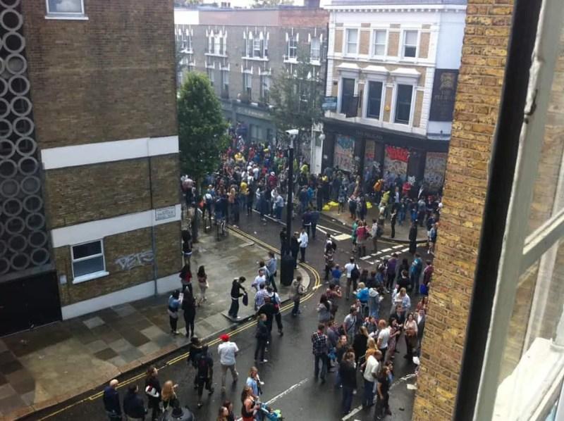 Notting Hill Carnival a Londra