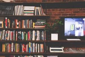 libri in una libreria