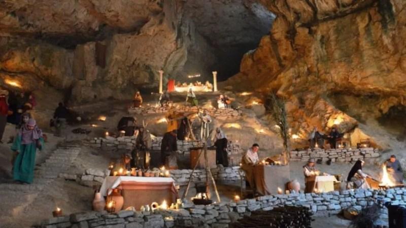 Il Presepe vivente del tempio di valadier