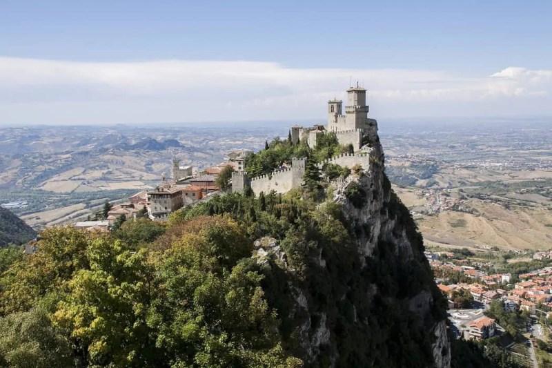 San Marino e il suo Castello