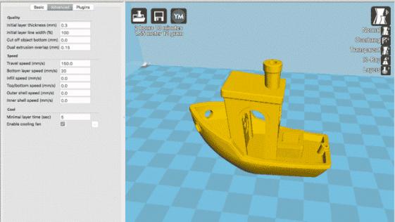 Impressão 3D open source