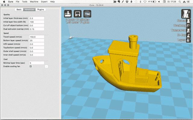 Um método de impressão 3D inovador permite imprimir objetos inteiros em segundos