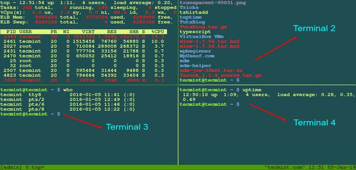 como-instalar-usar-tmux-no-linux