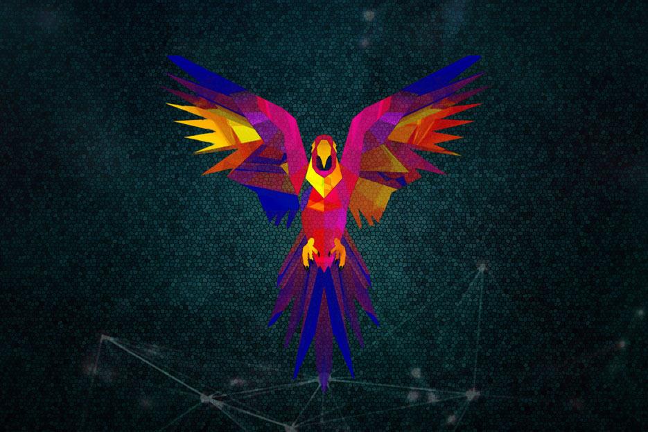 Parrot 3.8 GNU/Linux