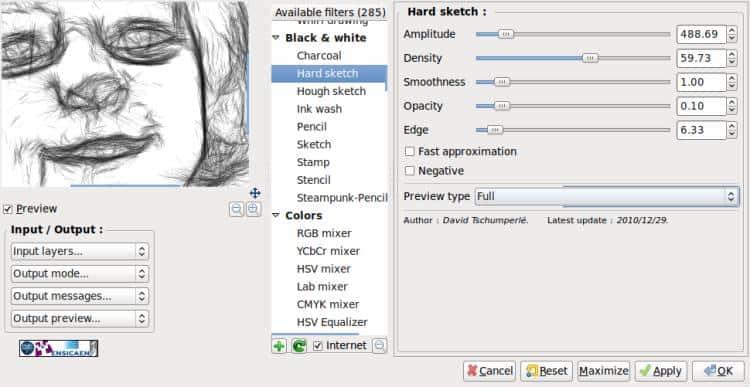 Como-instalar-G'Mic-2.0-no-Ubuntu-Debian-Fedora-openSUSE-distro-linux
