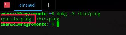 como restaurar binários deletados no linux ubuntu debian fedora opensuse suse centos rhel