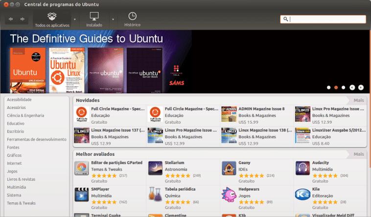 30 Coisas para fazer depois de instalar o Ubuntu