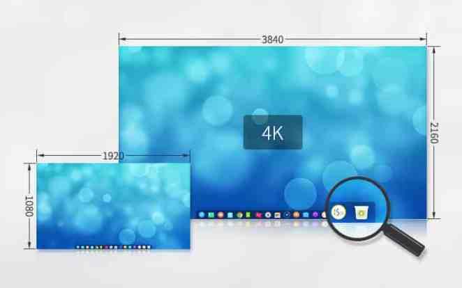 Deepin On Screen Keyboard