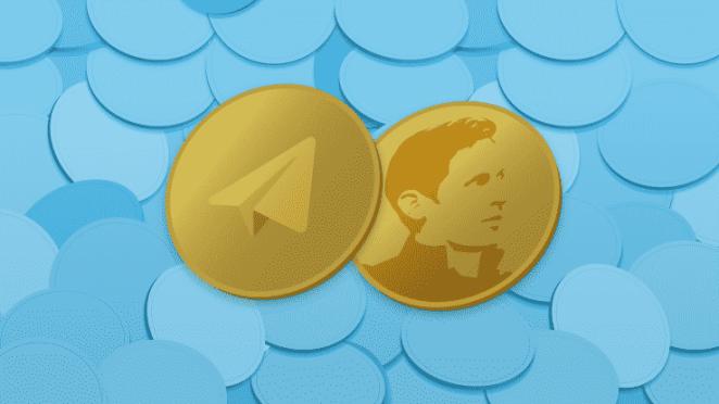 Criptomoeda do Telegram já é vendida