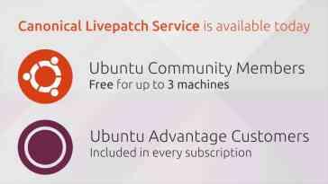Kernel Live Patch tem atualização de segurança para o Ubuntu 18.04 LTS e 16.04 LTS