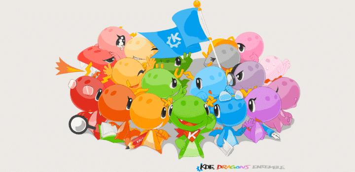 KDE apllications