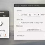 Instale o player ANoise no Ubuntu 16.04 ou posteriores