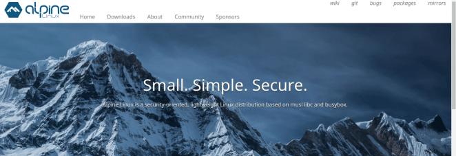 Alpine Linux recebe suporte serial e ethernet para Placas ARM